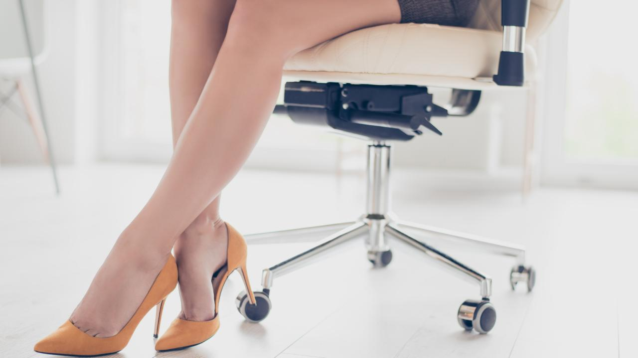'I became obsessed with masturbating at work.' Picture: iStock