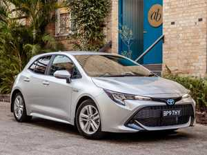 Toyota Corolla gets futuristic styling but it's no rocket