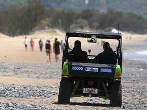 Hundreds comb beach for clues about Toyah's murder