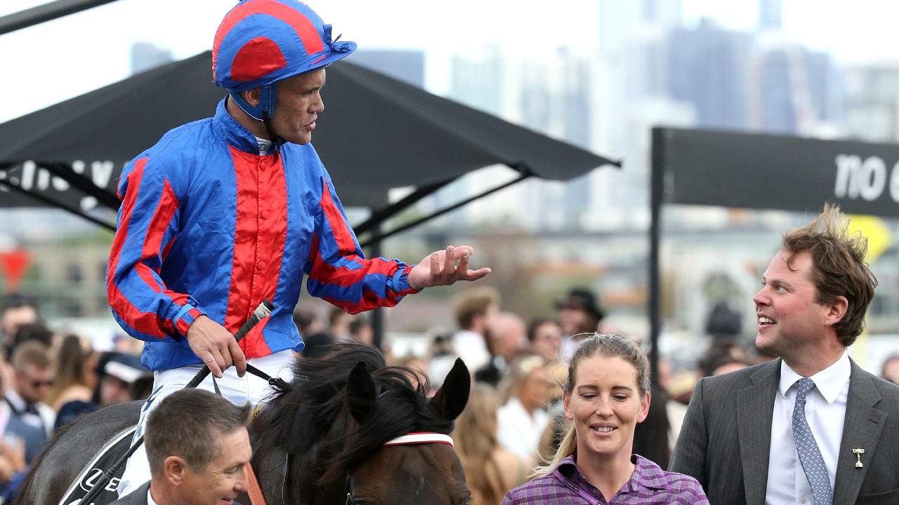 Melbourne Cup hope A Prince Of Arran has been listed at $17 by Ladbrokes. Picture: AAP