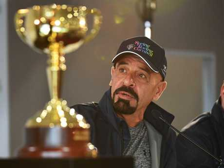 Marwan Koukash is a character. Picture: James Ross/AAP