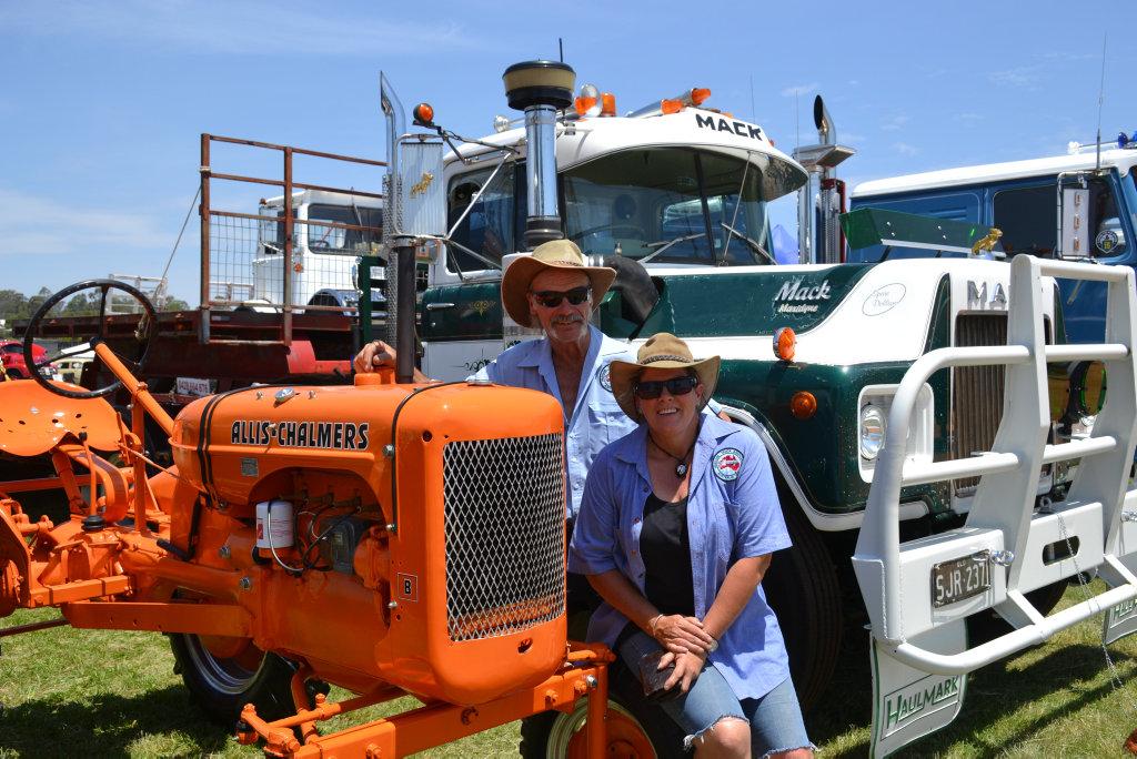 Steve and Annette Rub