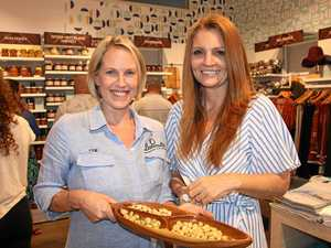 Coast businesses on display at new airport store