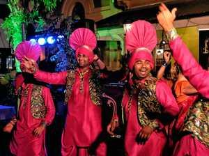 Festival sheds light upon city