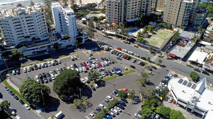 SIMPLE SOLUTION: Brisbane Road Carpark redevelopment, Mooloolaba, Sunshine Coast.