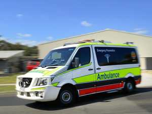 Motorist hospitalised after crash in Lockyer Valley