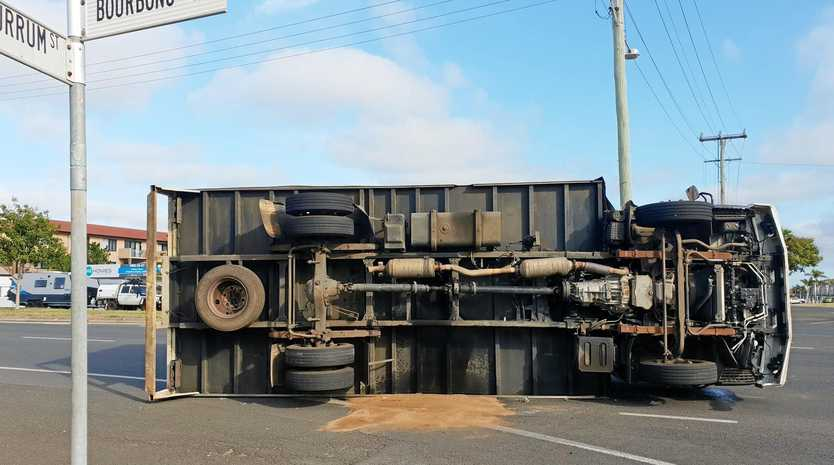 Dozing truck drivers will get a shake and an alarm