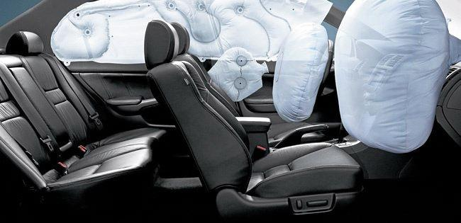 POOR FORM: More than 3000 faulty Takata airbags have been replaced each day since the recall was made mandatory, but drivers still aren't happy.
