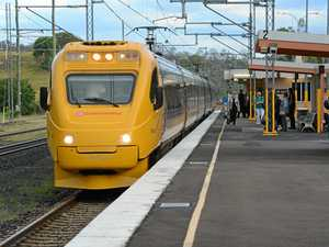 20 years of transporting regional Queenslanders by rail