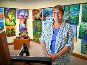 Creative art gallery has new displays