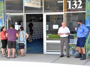 BY-ELECTION: Voters make use of pre-polling booth