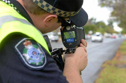 SPEED WARNING: Police disappointed by drivers making 'bad choice' to speed.