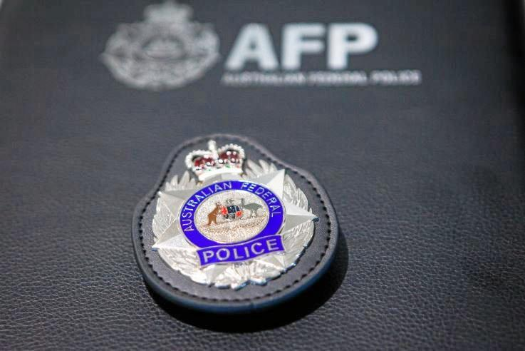 Australian Federal Police, AFP, badge, afp badge, generic