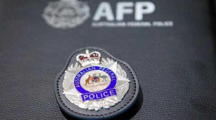 Australian Federal Police, AFP, badge, afp badge, generic