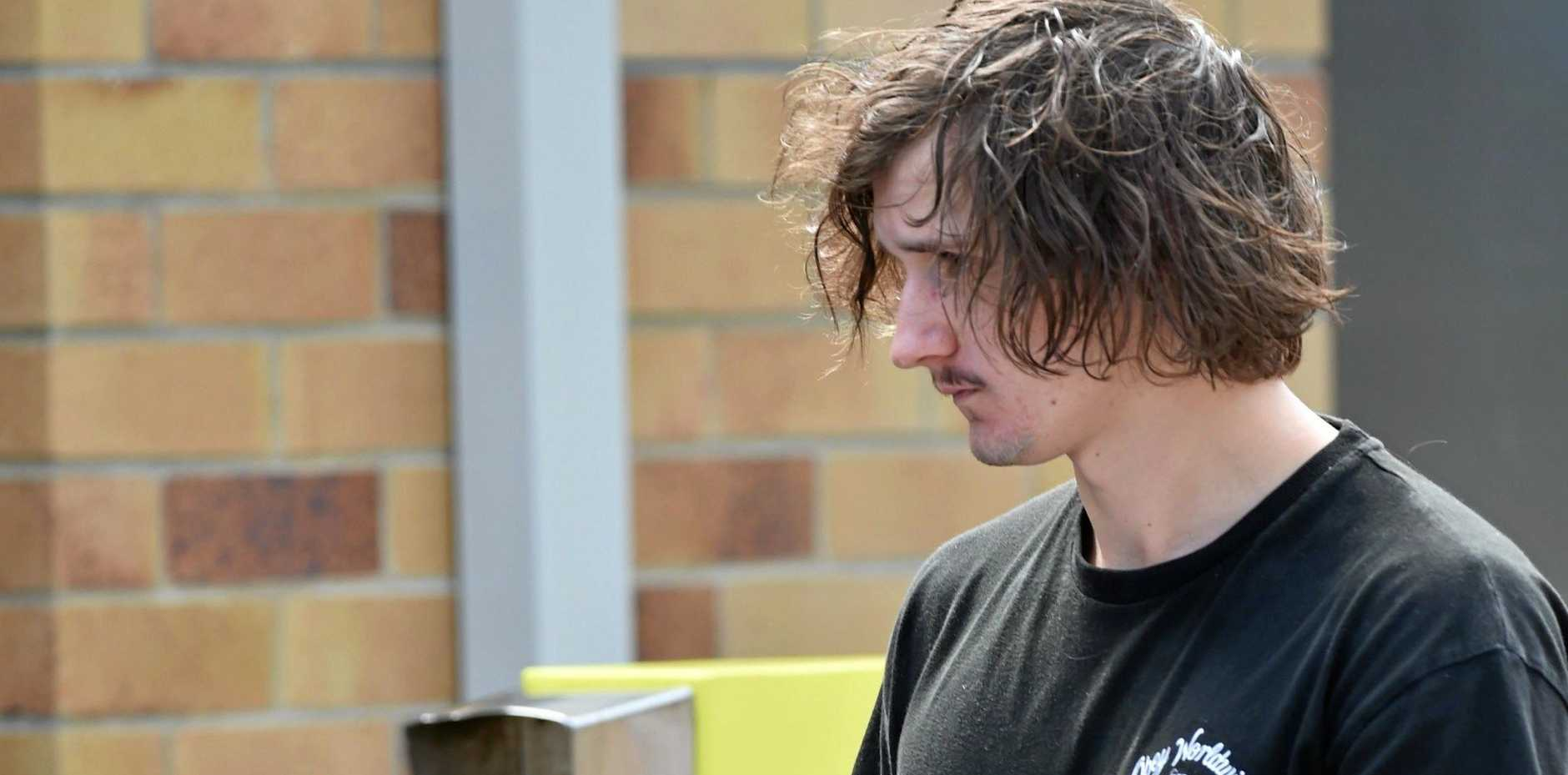 Tyler Robert Johns had charges downgraded after the Crown accepted he acted in self-defence.
