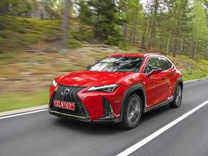 LEXUS UX: New compact SUV launches with affordable price tag