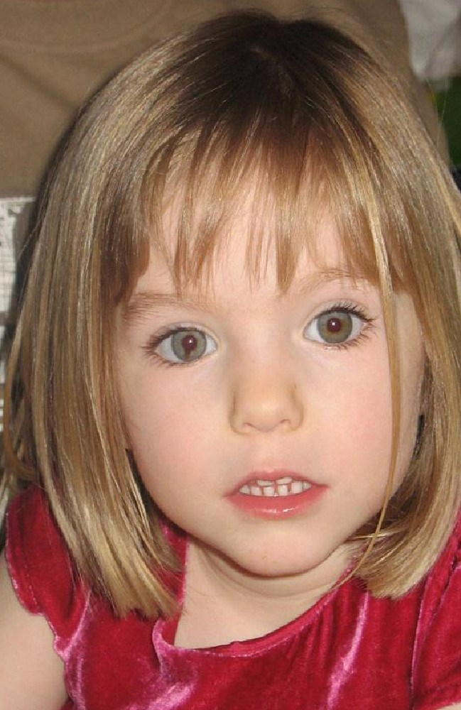 Maddie McCann has been missing since 2007. Picture: AP/PA