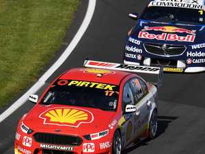 Triple Eight deny team orders used on Whincup