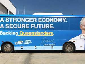 ScoMo Express a bus with no passengers as PM opts to fly