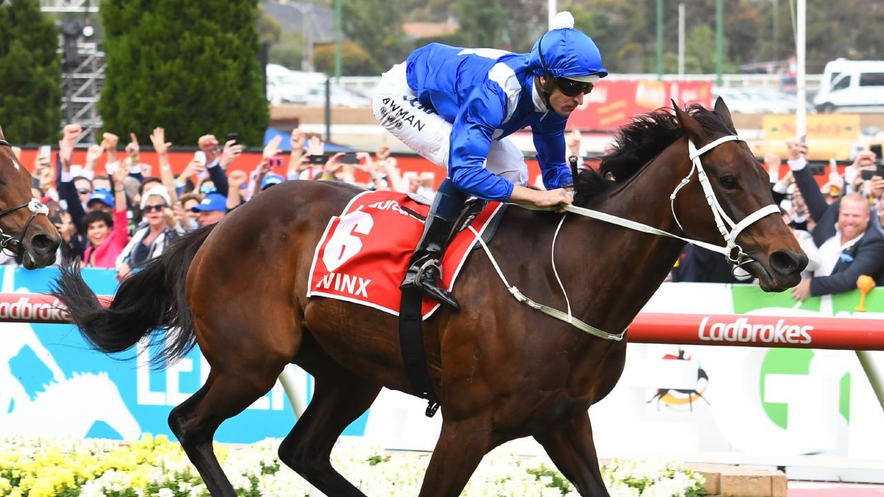 Winx has established herself as a legend of Australian sport.