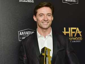 Jackman's big win for mystery role