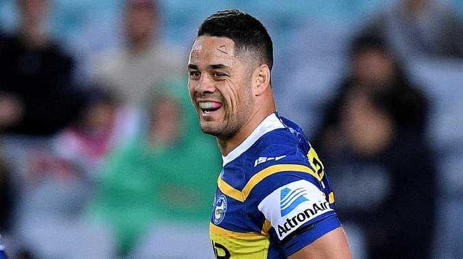 Jarryd Hayne is reportedly set to meet with Dragons officials.