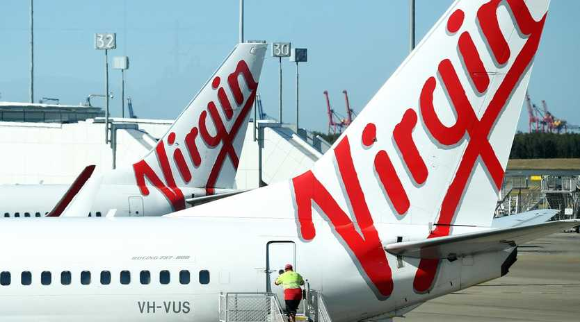 Virgin Australia has copped some backlash after it announced it would give priority boarding to military veterans. Picture: AAP/Dan Peled