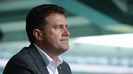 Former Australian captain Mark Taylor is among thosethought to be in the running for the new CA roles. Picture: AAP
