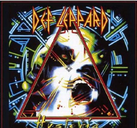 'Hysteria' by Def Leppard