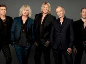Brilliant Def Leppard checked off the bucket list