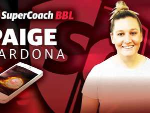 Paige Cardona's SuperCoach BBL side
