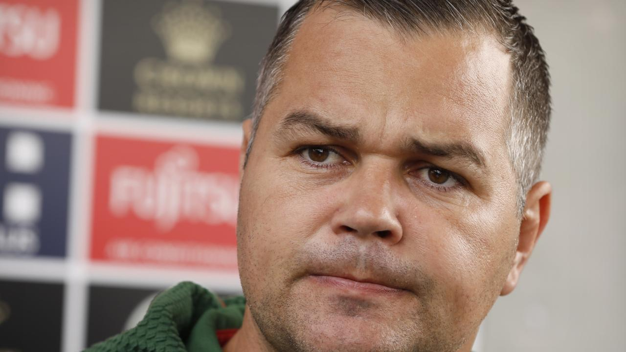 South Sydney players are reportedly furious and disappointed in Anthony Seibold.