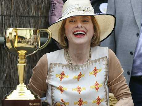 Gai Waterhouse has just the one runner in the 2018 Cup.