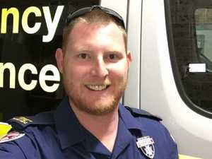 The Voodoo Medic who saved a hero cop