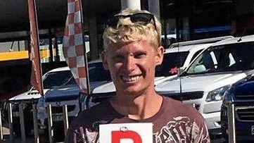 Matthew James McDonald, 23, of Slade Point.
