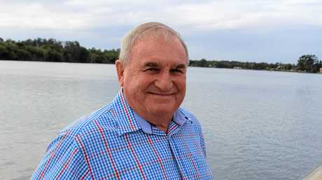 ANGERED: Tweed Chamber of Commerce president and Tweed Shire Councillor Warren Polglase is opposed to the Mayor's stance on the Tweed Valley Hospital.