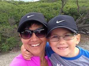 COOPER'S WALK: Help give brain cancer the boot