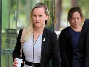 Survivor fronts shooting inquest