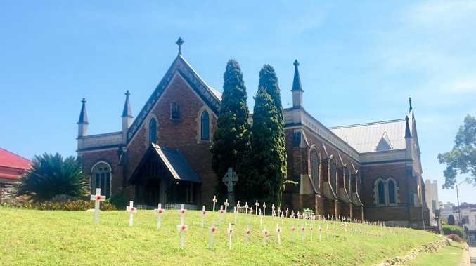 St Paul's Ipswich will be celebrating Remembrance Day with a centennial service.