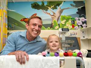 How a new wall is improving young patients' time in hospital