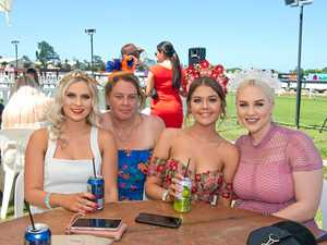 GALLERY: Punters step out in style for cup day in Mackay