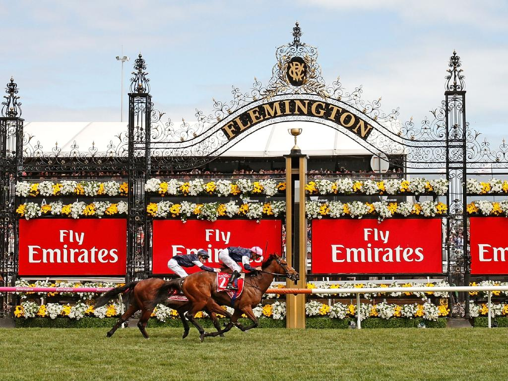 Rain is expected to impact on the Melbourne Cup.