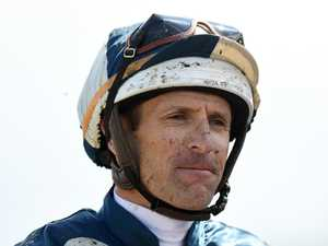 Cup jockey handed heavy suspension