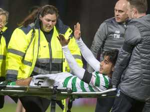 Arzani confirms worst possible news