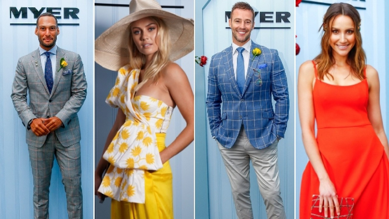 What the celebs are wearing to the Melbourne Cup