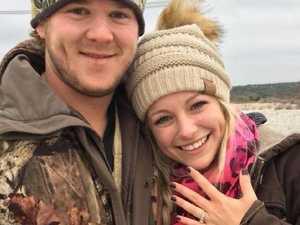 Newlyweds killed leaving wedding