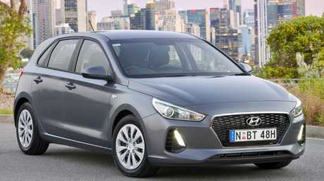 Tough sell: Small cars experienced a big downturn in October.