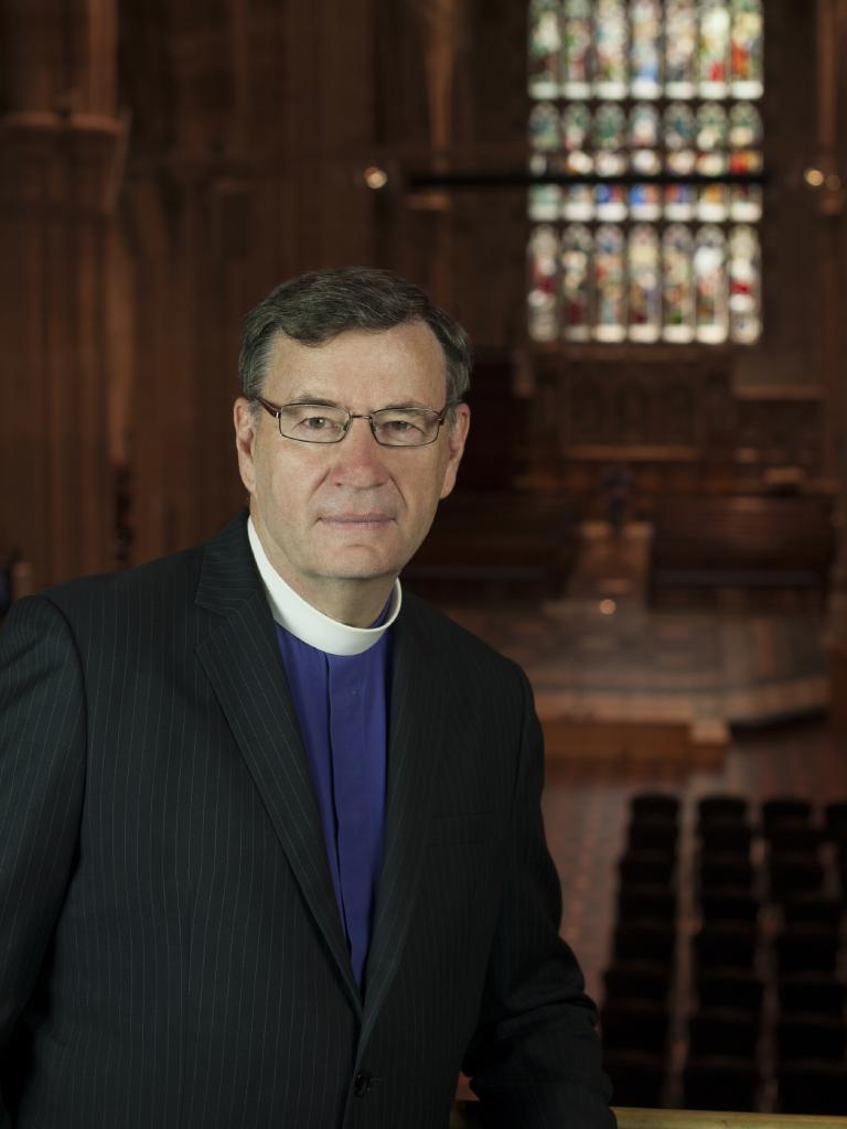 Anglican Archbishop Glenn Davies.