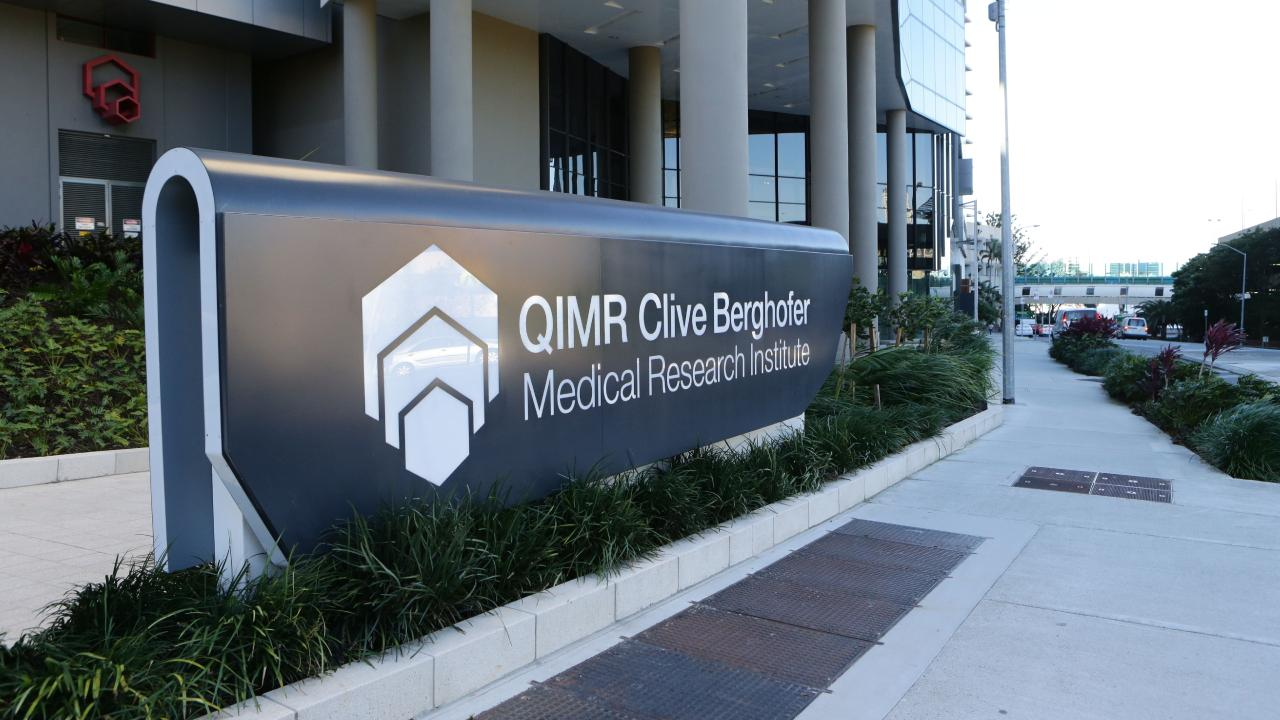 The QIMR Berghofer research institute