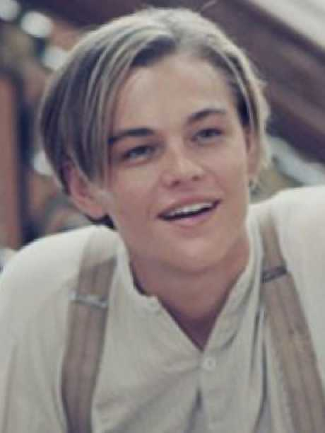 Jack Dawson was played by Leonardo DiCaprio instead.